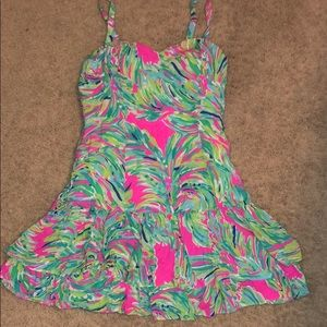 Lilly Pulitzer Strap Dress
